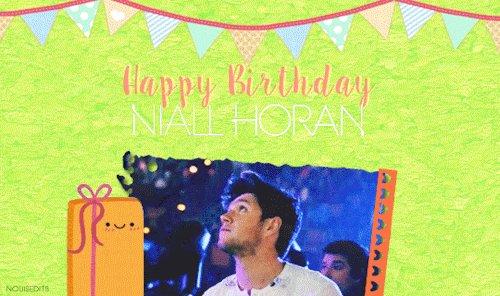 Nouisedits:  Happy 24th Birthday Niall Horan! -  - Harry Styles