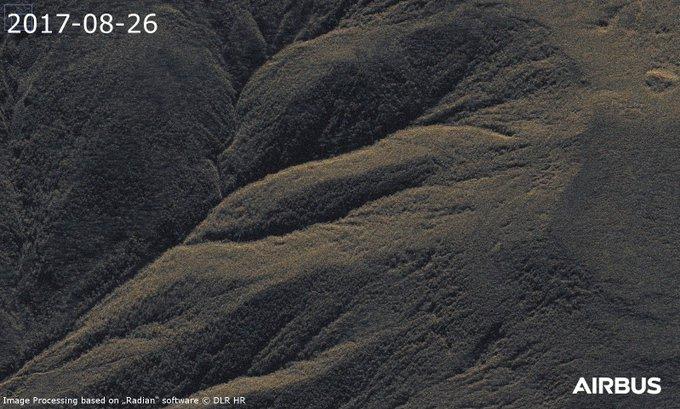 DJn7KbpVwAAfDZE?format=jpg&name=small - A maior bomba atômica da Coreia do Norte deforma uma montanha e revela seus segredos