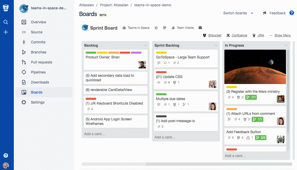 Say Trello to boards in Bitbucket: https://t.co/fDBV3CrXY0 https://t.co/swsg1kcazX