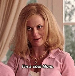 """I\m not like a regular mom, I\m a cool mom!\""   Happy Birthday Amy Poehler!"