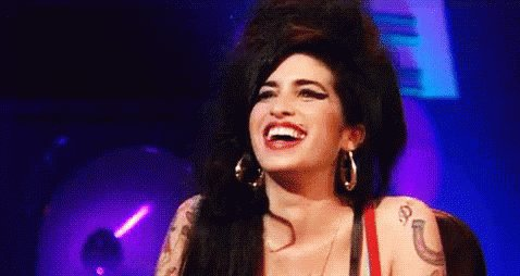 Happy Birthday Amy Winehouse. Your wise words and wit is missed and much needed!