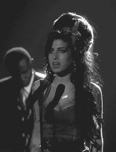 Happy birthday, Amy Winehouse...