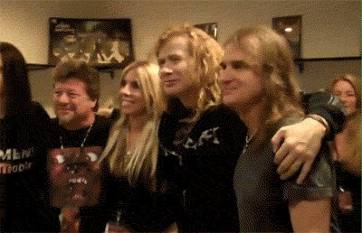 HAPPY 56TH BIRTHDAY DAVE MUSTAINE MEGADETH FOREVER!!!!!