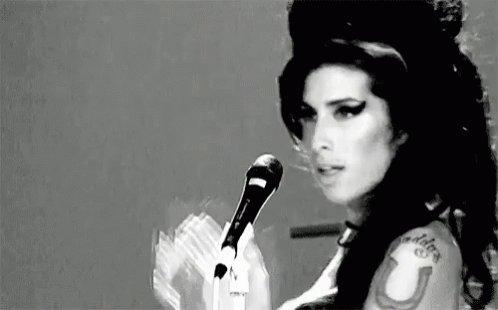 Amy Winehouse. Happy birthday beauty.
