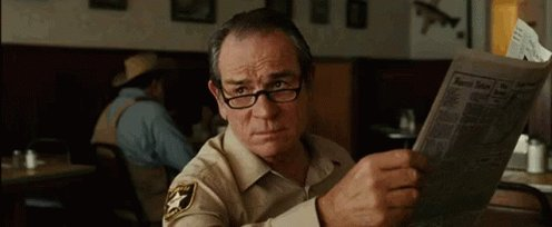Smile, Tommy Lee Jones! You turn 71 today! Happy Birthday