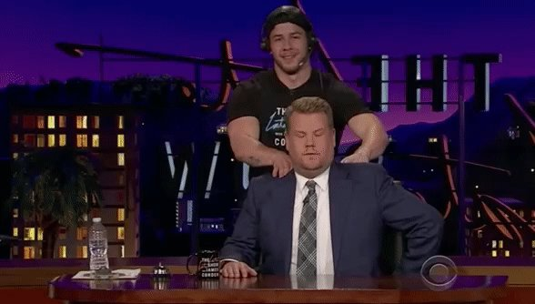 Had a fun time playing the intern on the late late show with @JKCorden. @latelateshow https://t.co/pZeJrJvAye