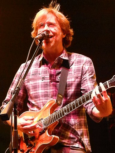 Happy birthday Trey Anastasio! Thank you for all the amazing memories and those to come.