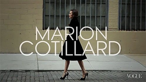 Happy Birthday to the Greatest Actress of this generation. Academy Award Winner Marion Cotillard!!!