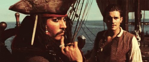 What does a pirate call the #ThePinkPala...