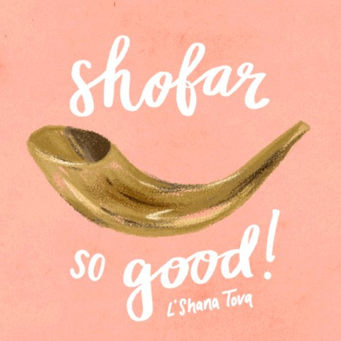 L'Shanah Tovah to our Jewish friends and family celebrating #RoshHasha...