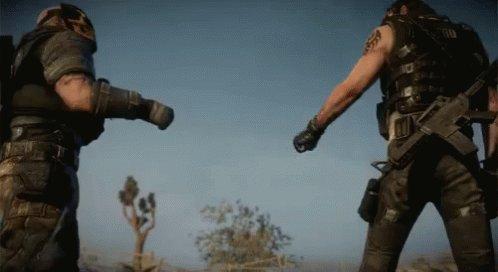 @Xbox_Spain Para que hubiera paz, tendría que haber habido guerra. Cua...