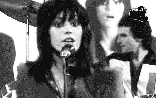 Happy birthday Joan Jett X