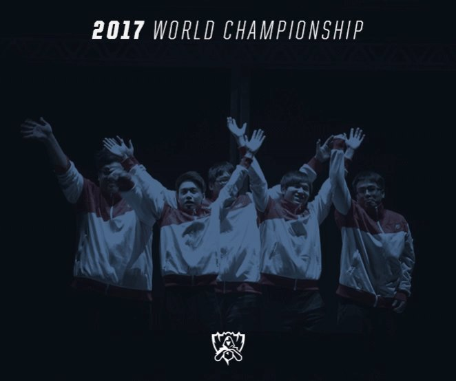 12 Hours #Worlds2017 https://t.co/c4OQLhiJ4V