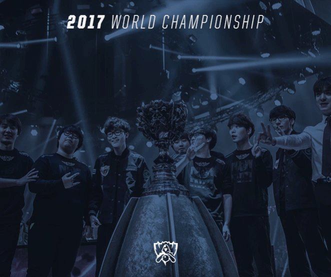 2 Hours #Worlds2017 https://t.co/AtiUoiOdZf