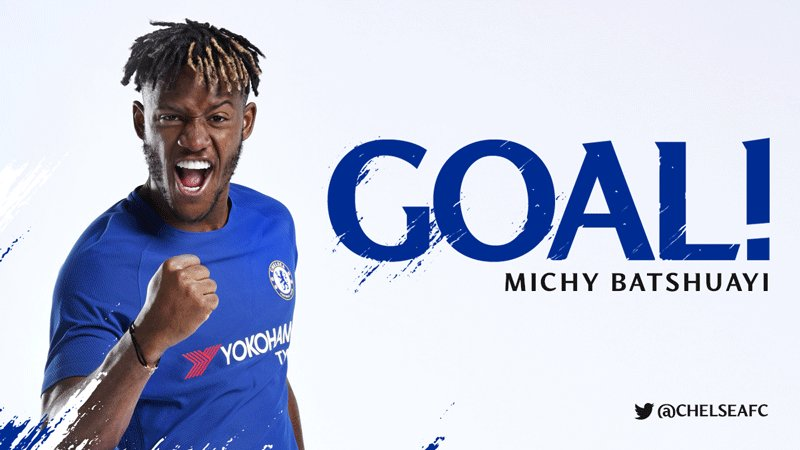 GOAL! 1-0! #CHENOR https://t.co/UiSuCGKS...