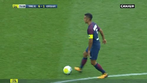 Control your life like Neymar controls a football and you'll be