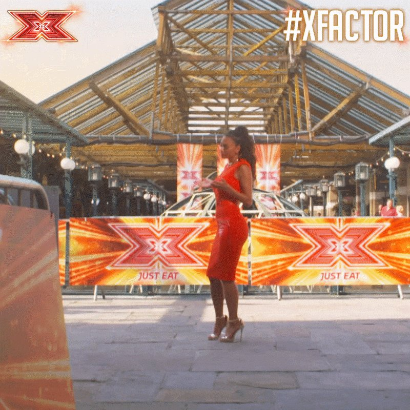 Hitting the club like @NicoleScherzy on a #SaturdayNight 🔥😍🔥 #XFactor https://t.co/dYpnNN9CrT
