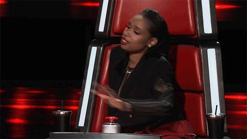 Warming up for premiere like. #TheVoice https://t.co/T41LPi7qm5