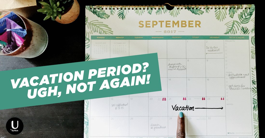 U By Kotex On Twitter Predict Future Periods Track Ovulation And