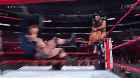Teamwork makes the DREAM WORK! #WWENoMercy @WWESheamus @WWECesaro @WWE...