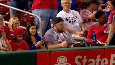 'Nothing will keep me from my nachos... not even Addison Russell!' htt...