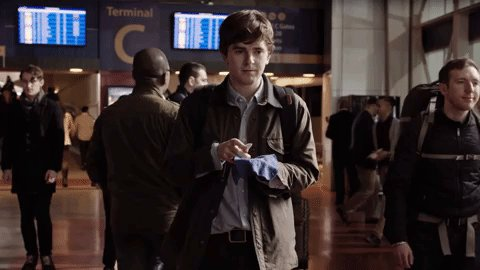 'Hello, I'm Dr. Shaun Murphy.' The series premiere of #TheGoodDoctor s...