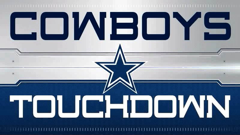 #DallasCowboys TOUCHDOWN!  Throw up the X @DezBryant gets the score #D...