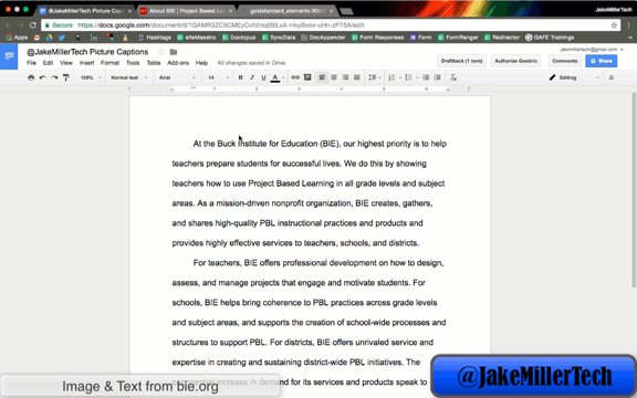 How To Add A Caption On Google Docs 1