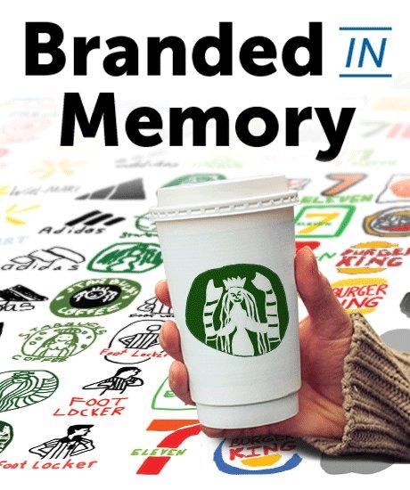 品牌记忆。品牌总希望消费者深刻地记住品牌形象,最起码得记住品牌 LOGO 吧,美国人做了一组测试,让普通人画出他们记忆中的品牌 LOGO,看看一个品牌在消费者心里的印象到底有多不靠谱。特逗 // Branded in Memory https://t.co/T6KFSppwt9 https://t.co/oHtxdPkzPn 1