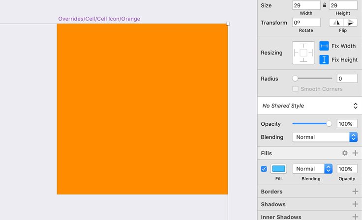 Sketch 现在支持库、以及苹果的 Smooth corner // Introducing Libraries and Smooth Corners in Sketch 47 https://t.co/leMpmDL4Jp https://t.co/RuzAQuKmbN 1