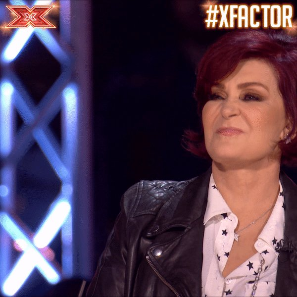 When your boss lets you leave early on a Friday... @MrsSOsbourne #XFactor 🕺 🤗 💃 https://t.co/JD3aOHavvQ