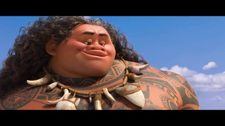 Dwayne Johnson Reveals 'Moana' Character Inspired by Grandfather   Baaz
