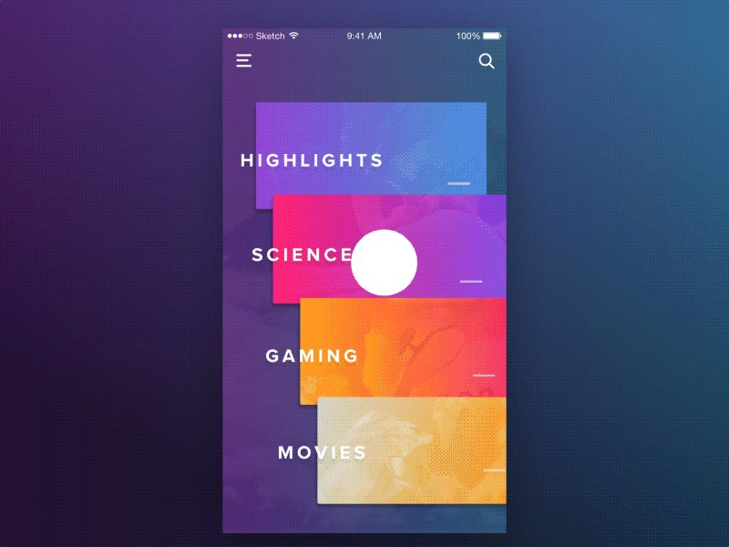 10 个创新的手机 APP 导航设计 #设计参考 // 10 Innovative Navigation Examples in Mobile App Design https://t.co/CygkAZJvRM https://t.co/GpZgDAiQVG 1