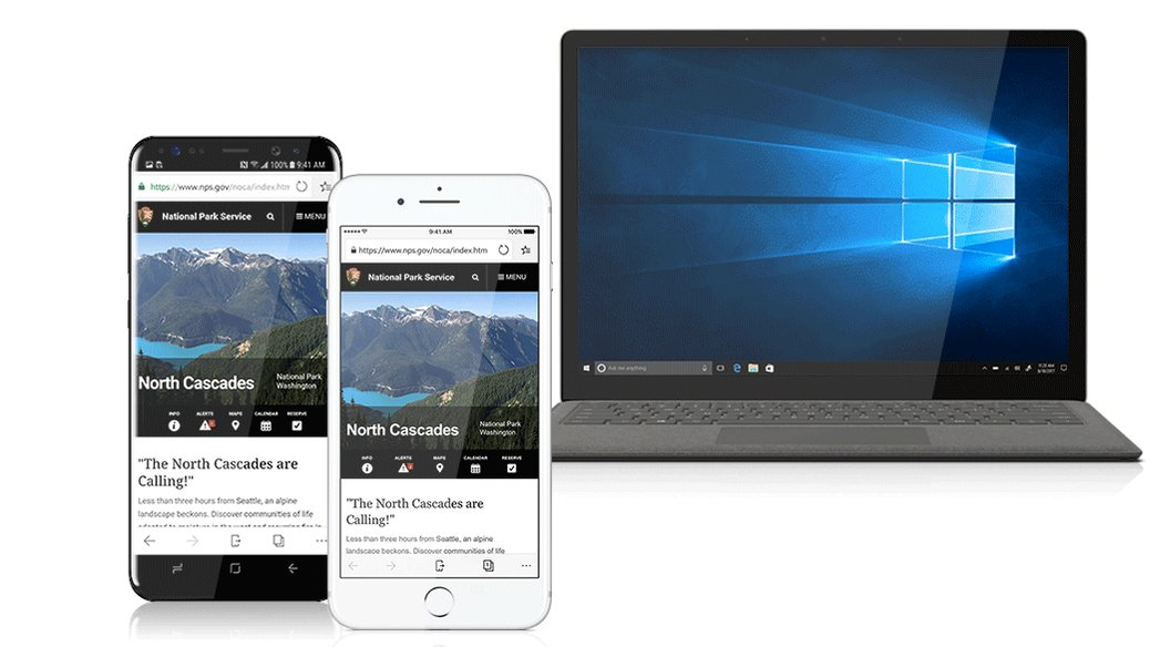 #Microsoft Edge comes to iOS and Android but not in the way you might think #EnterpriseMobility #MSEdge https://t.co/ovMc9W2R8V