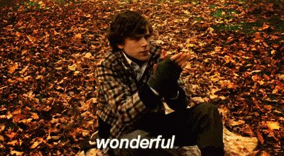 Happy birthday to me and Jesse Eisenberg, whose message I cannot find