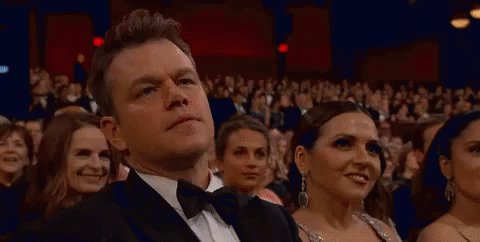 Happy birthday to Matt Damon.
