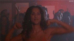 Dance like its your birthday.....  happy Birthday Karyn Parsons