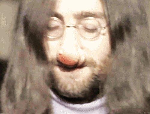 Happy 77th Birthday, John Lennon          (October 9, 1940 December 8, 1980) R.I.P.