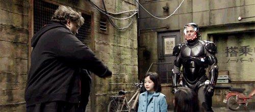 Happy birthday to Guillermo Del Toro!