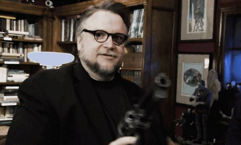 We wish a very happy birthday to the amazing Guillermo del Toro! ¡Feliz cumpleaños