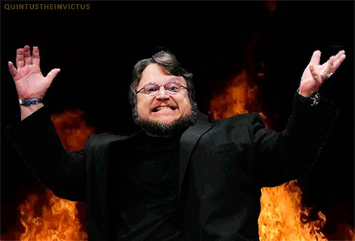 Happy Birthday Guillermo del Toro! That this day gives you beautiful moments and many more to come!