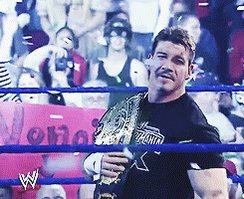 Not Kpop related, but happy birthday to one of my favorite wrestlers, the late great Eddie Guerrero.