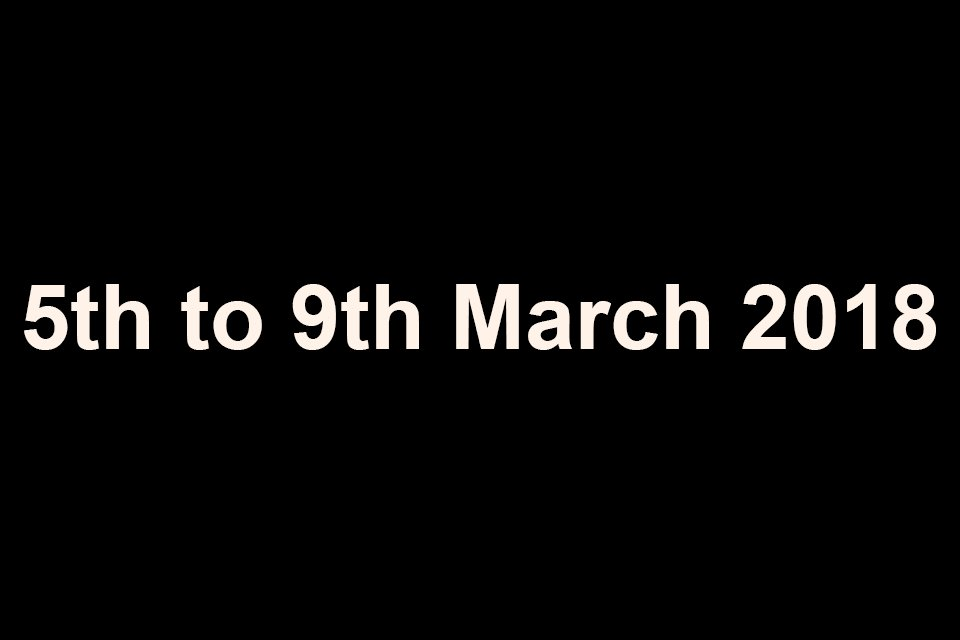 #SaveTheDate announcing #NAW2018 more details to follow... https://t.co/chnEu9orQH