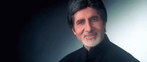 Happy Birthday Shri Amitabh Bachchan Sir