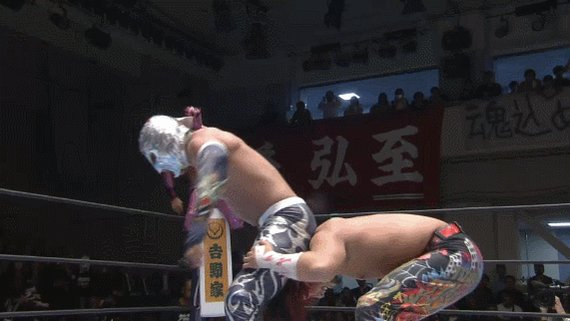 Doomsday MX! #njpst #njpwworld https://t...