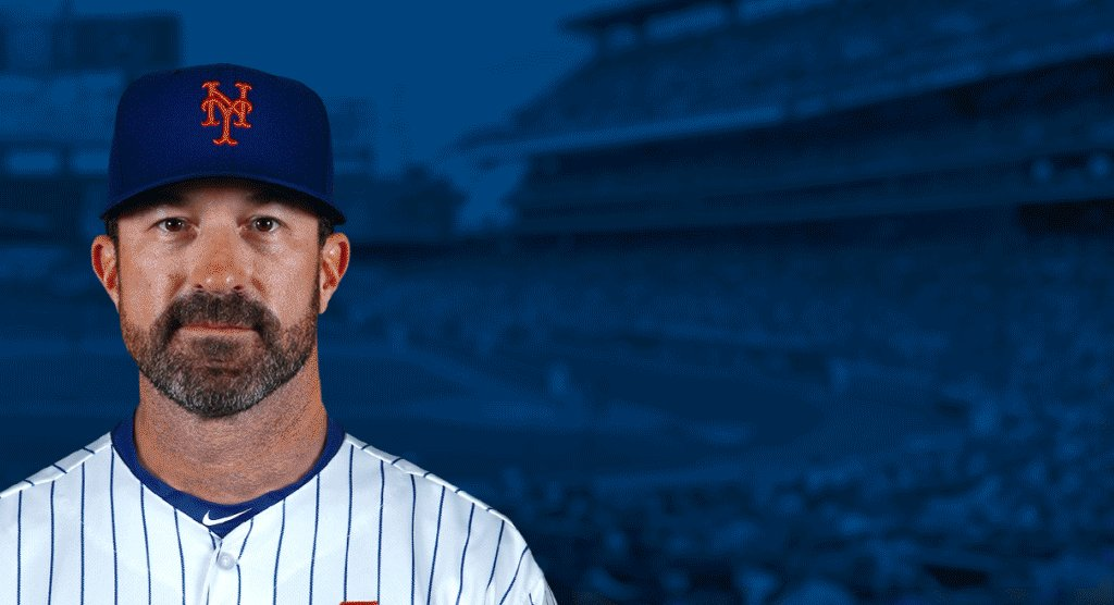 It's official! Please join us in welcoming our new manager, Mickey Callaway!