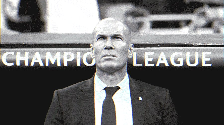 An unmatched legacy. Zinedine Zidane: 2017 @FIFAcom Coach of the Year....