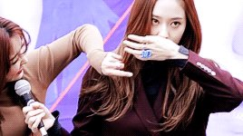 Happy birthday to my beloved pretty beautiful amazing little sister, the one and only Krystal Jung!