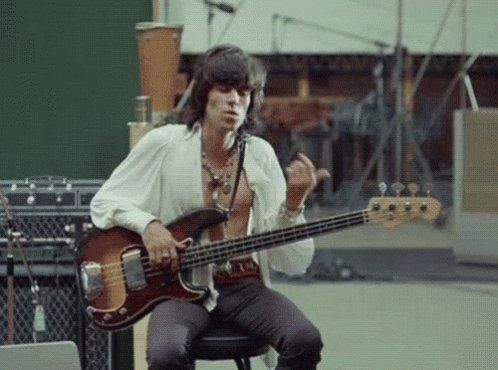 Happy Birthday to the former bassist is 81 today.