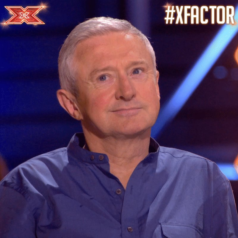 Actual footage of us dreaming of #SundayLunch 🍗😋🥦 #XFactor https://t.co/U2wdWUE95F